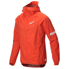 inov-8 Stormshell FZ Waterproof Jacket Men, red